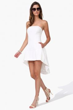Exquisite Strapless Dress | Shop for Exquisite Strapless Dress Online