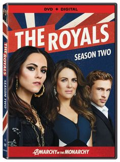 This release features the complete second season of the E! drama The Royals. Follow the exploits of the fictional Queen Helena (Elizabeth Hurley) and her dysfunctional royal family as they deal with t