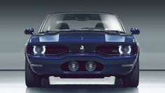 Equus Bass 770 :: Equus Automotive | Gallery :: Equus have taken the best elements from American classics like the Ford Mustang, Dodge Charger and Challenger and created the Equus Bass 770. The result is one of the most awesome muscle cars ever.