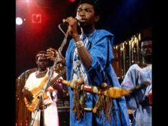 Youssou Ndour - Mbarguet (Live)