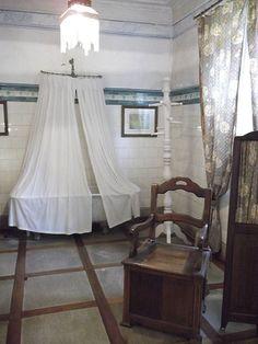 Osmar do Prado e Silva (Pu3yka) Pelotas - Bairros - Areal - Museu da Baronesa Curtains, Home Decor, Museum, Blinds, Interior Design, Draping, Home Interior Design, Window Scarf, Home Decoration