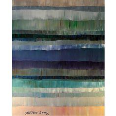 ORIGINAL PAINTING Abstract Large 40x30 Acrylic Impasto Wall Art By Thomas John #Abstract