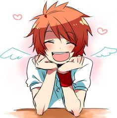 Well hello there!!!~ Aren't you just the cutest thing I've ever seen!!!! *giggles* You're just, ah! So cute!