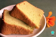 Pandan Chiffon Cake Recipe These cake tins are for all occasions from weddings, to Christmas, Anniversaries, Birhtdays, Valentines day etc. Bolo Chiffon, Pandan Chiffon Cake, Pandan Cake, Food Cakes, Cupcake Cakes, Sweet Recipes, Cake Recipes, Dessert Recipes, Desserts