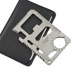 11 in 1 Multifunction Outdoor Hunting Survival Camping Pocket Tool