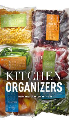 Kitchen Organizers | Martha Stewart Living
