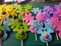 Reindeer Lollipop Noses Template Lots Of Cute Ideas | The WHOot