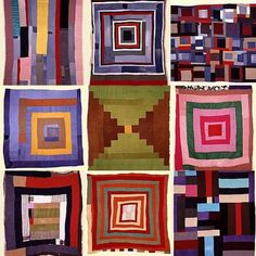 Bend quilts and would own them all if I could..