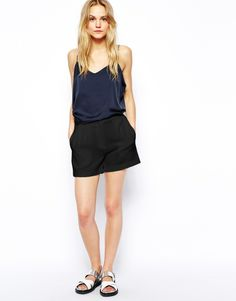 Soft Tailored Shorts, look here: http://cur.lv/aqh6b