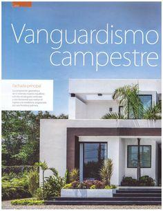Portada 1 publicación Revista Mobiliari. (From Camilo Pulido Aquitectos)