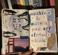 Find images and videos about art, quotes and aesthetic on We Heart It - the app to get lost in what you love. Bullet Art, Bullet Journal Art, Bullet Journal Inspiration, Drawing Journal, Art Journal Pages, Art Sketchbook, Collage Book, Book Art, Cute Journals