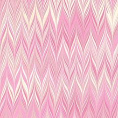 Crepaldi Marbled Paper - Pink & White Chevron (1/2 sheet) (20 CAD) ❤ liked on Polyvore featuring backgrounds and pink backgrounds