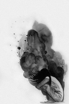 paintings of anxiety and depression - Google Search