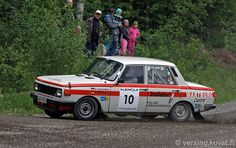 Wartburg 353 Rally Car