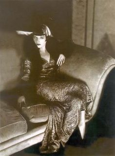 The incomparable beauty known as Louise Brooks