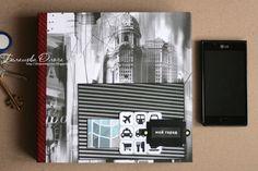 CuteCut: ЗАДАНИЕ № 19. ВДОХНОВЕНИЕ ОТ ОЛЬГИ БАЛАШОВОЙ #скрапбукинг #scrap #scrapbooking #альбом #handmade #album