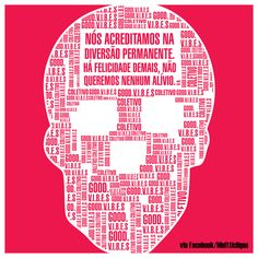 Stay Positive #skull