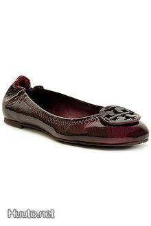 Tory Burch Reva -balleriinat / Tory Burch Reva ballerina shoes