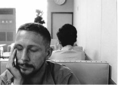 I love this moment in which Gary Snyder is just at total peace.  As if he is release a long sigh