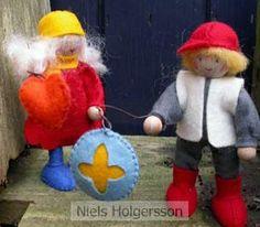 Sintmaarten dolls