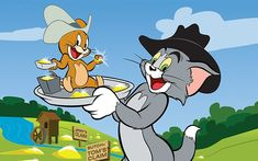 Fantastic Four and Ride Along director Tim Story is in talks direct a live-action/CGI hybrid Tom and Jerry movie for Warner Bros. Tom And Jerry Hd, Tom And Jerry Movies, Tom Und Jerry Cartoon, Tom & Jerry Image, Tom And Jerry Cake, Cartoon Cartoon, Cartoon Characters, Cartoon Photo, Cartoon Games