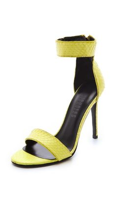 Nicholas Jasmina Snake Sandals, $259 aud.....find it at shopbop.com