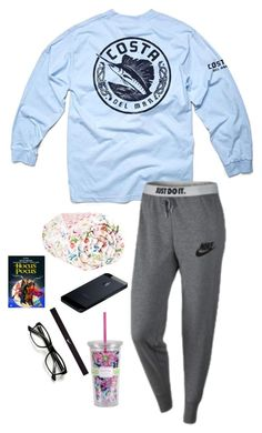 """""""Untitled #557"""" by shelbycooper ❤ liked on Polyvore featuring Costa, NIKE and Lilly Pulitzer"""
