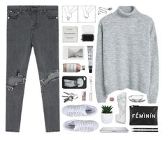 """""""{459}"""" by oliviarose-i ❤ liked on Polyvore featuring MANGO, Mon Cheri, adidas Originals, Byredo, Forever 21, Polaroid, French Girl, Monki, Christian Dior and Clare V."""