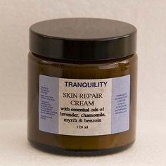 Skin Repair Creme 120ml Ekzem Schuppenflechte Aromatherapie Ätherisches Öl | Tagespflege | Gesichtspflege - Zeppy.io