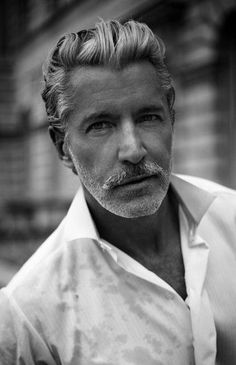 Suave Hairstyles For Older Men - Hairstyles & Haircuts for Men & Women Aiden Shaw, Older Mens Hairstyles, Men's Hairstyles, Haircuts For Men, Casual Hairstyles, Amazing Hairstyles, Latest Hairstyles, Hair And Beard Styles, Short Hair Styles
