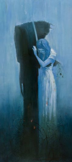 Beauty and The Beast by Dean Stuart #painting