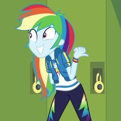 Rainbow Dash, Cartoon Icons, Girl Cartoon, I Love You Girl, Little Poni, Super Speed, Girls Series, Mlp My Little Pony, Reference Images