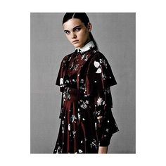 A refined touch on your daywear: @GioiaMagazine editorial features a #Valentino crêpe de chine dress with flowers print from the #PreFall17 Collection designed by #PierpaoloPiccioli. #ValentinoEditorials  via VALENTINO OFFICIAL INSTAGRAM - Celebrity  Fashion  Haute Couture  Advertising  Culture  Beauty  Editorial Photography  Magazine Covers  Supermodels  Runway Models