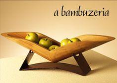 ABambuzaria bambu Luminárias Arte em Bambu decoração luminária lustre ::