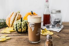 A recipe for homemade Pumpkin spice latte | Jamie Oliver | Features
