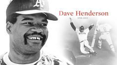 Dave Henderson was the man wearing the biggest smile in the ballpark, and at age he was taken from us too soon. Mariners Baseball, The Man, How To Memorize Things