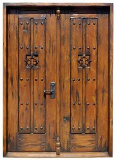 south indian teak double door with frame antique indian doors