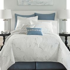 jcp home™ Oceana Quilt & Accessories - JCPenney
