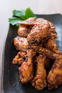 Korean Fried Chicken / No Recipes