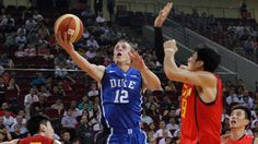 He's definitely proving this year that he belongs on this team! duke basketball alex murphy - Google Search