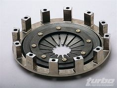 View all photos of Tilton Twin Carbon Disc Clutches - The Miracle Clutch at