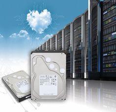 Toshiba kündigt seine bisher größte Enterprise-Cloud-HDD an