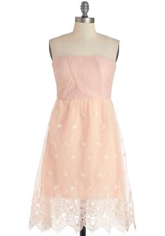 Petal-Perfect Promenade Dress | Mod Retro Vintage Dresses | ModCloth.com