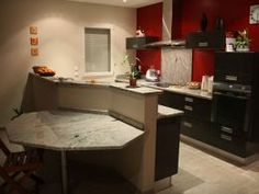 Cozinha em Granito Claro 2 - www.mogranitos.pt