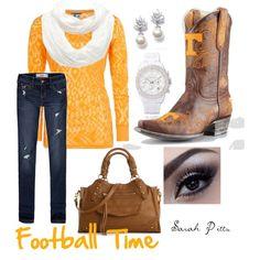 Football Time in Tennessee / @Nikki Jones @Rachel McNeese @Jennifer Reynolds