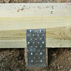 Slik bygger du terrasse med trapp - viivilla.no Butcher Block Cutting Board, Patio