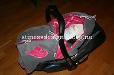 This is really easy to make and great for use in a stroller:)