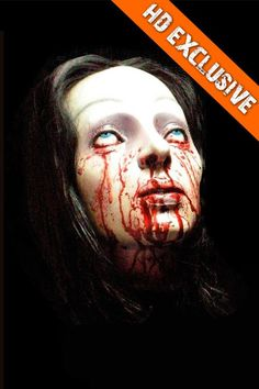 BLOODY BARBIE DECAPITATED HEAD Halloween Decoration                                                                                                                                                     More