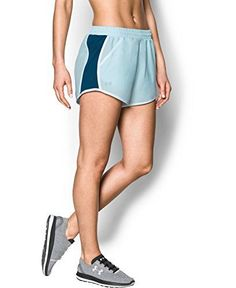 Under Armour Women's Fly-By Shorts: This item is made in Philippines. This item is made of polyester. This made is a running bottoms. This is a new item to Under Armour, please come back for more details Short Outfits, Casual Outfits, Big Thighs, Workout Shorts, Workout Outfits, High Waisted Shorts, Under Armour Women, Woven Fabric, Gym Shorts Womens