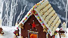 How to make our chocolate Christmas house